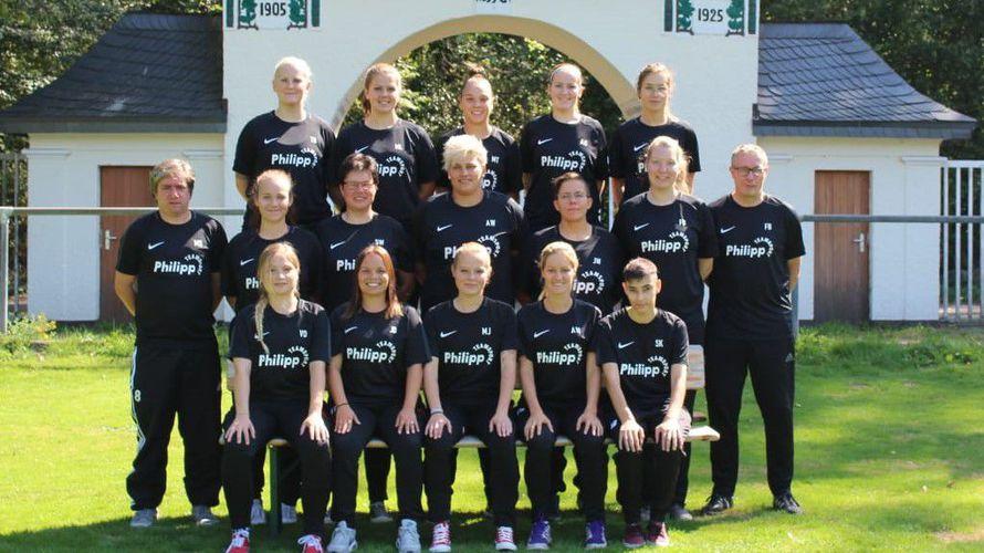 II. Frauen Saison 2019-2020