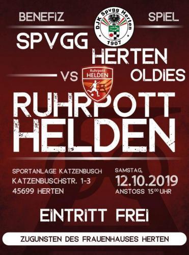 """50 Jahre """"Alte Herren"""" 12.10.2019"""